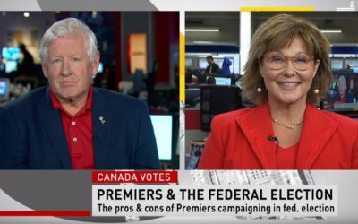 CBC P&P Premiers' League: Most premiers staying out of federal election