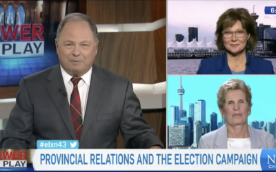 CTV: Provincial Relations and the Election Campaign