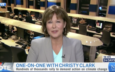 CTV: One-on-One with Christy Clark